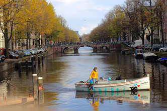 Dear Amsterdam: A Love Letter to the City that Almost Broke Me
