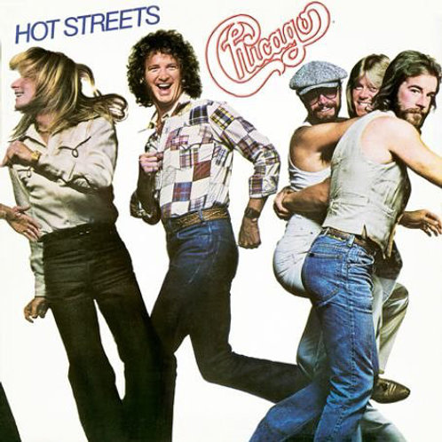 Chicago - Hot Streets [LP]