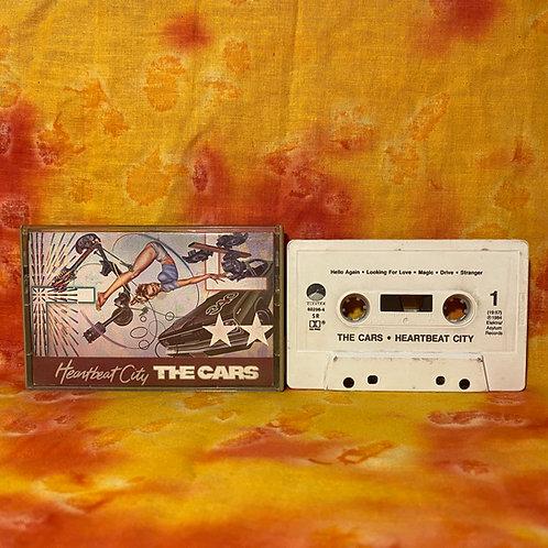 The Cars - Heartbeat City [Cassette]