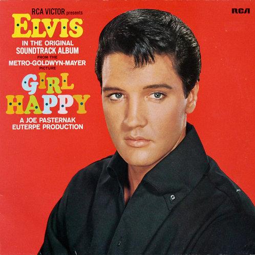 Elvis Presley - Girl Happy [LP]