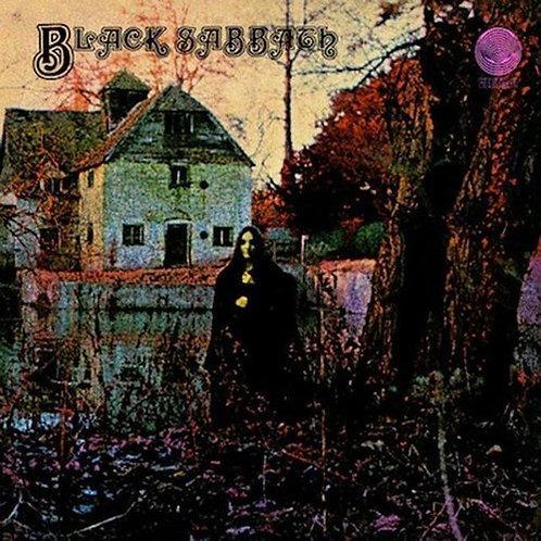 Black Sabbath - Self Titled [Import][LP]