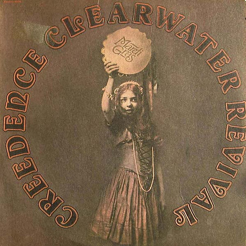 Creedence Clearwater Revival - CCR- Mardi Gras [LP]