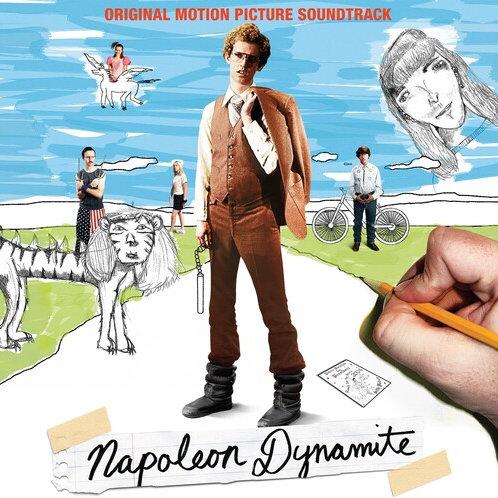 Napoleon Dynamite Soundtrack [2LP]
