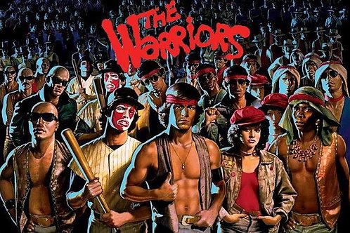 Warriors Mob Scene [Poster]
