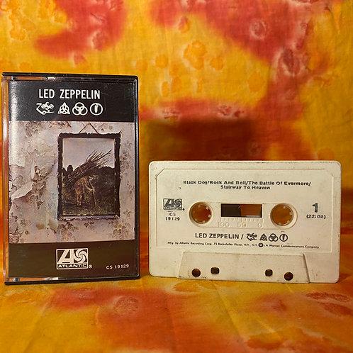 Led Zeppelin – IV [Cassette]