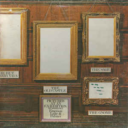 Emerson, Lake, and Palmer - Pictures at an Exhibition [LP]