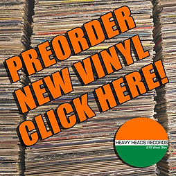 Preorder Heavy Heads Records Record Stor