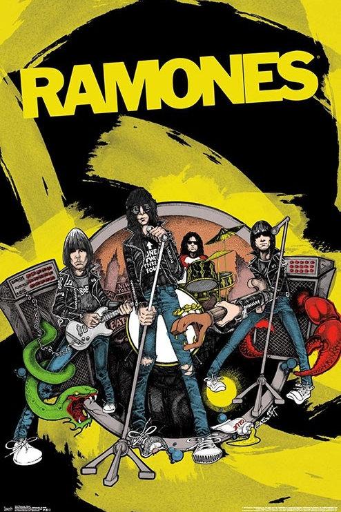 Ramones [Poster]
