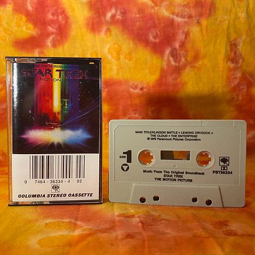 Jerry Goldsmith – Star Trek: The Motion Picture [Cassette]