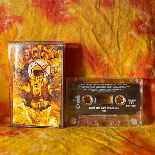 Toad the Wet Sprocket - Fear [Cassette]