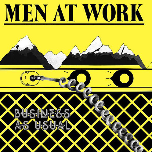 Men at Work - Business as Usual [LP]