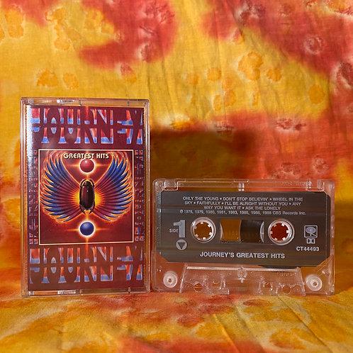 Journey - Greatest Hits [Cassette]
