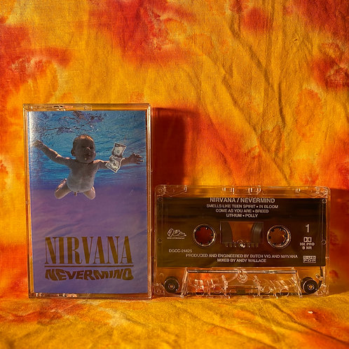 Nirvana - Nevermind [Cassette]