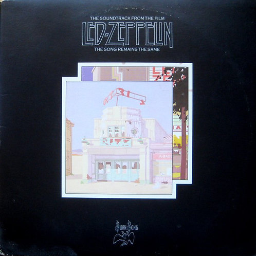 Led Zeppelin - The Song Remains the Same [LP]