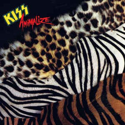 Kiss - Animalize [LP]