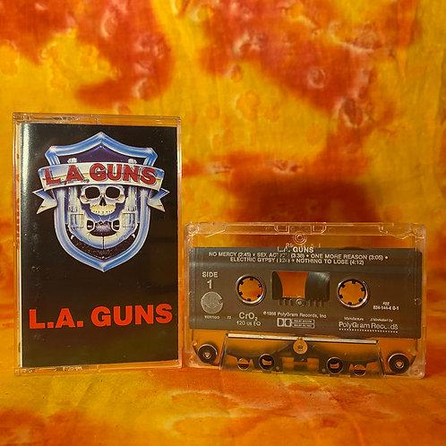 L.A. Guns – L.A. Guns [Cassette]