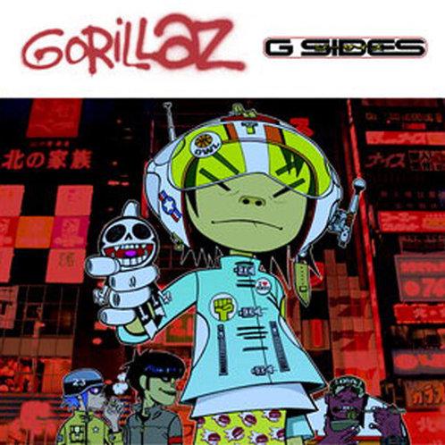 Gorillaz - G-Sides [LP]