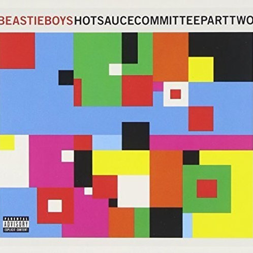 Beastie Boys - Hot Sauce Committee Part Two [2LP]