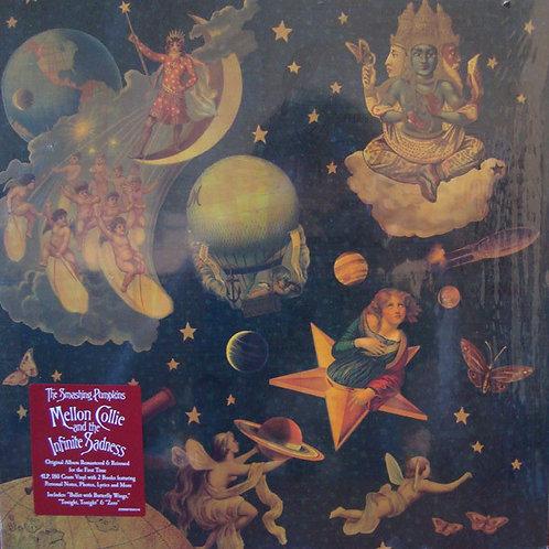 Smashing Pumpkins Mellon Collie and the Infinite Sadness 4LP Box Set