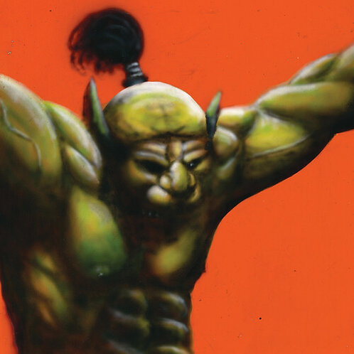 Thee Oh Sees - Face Stabber [LP]