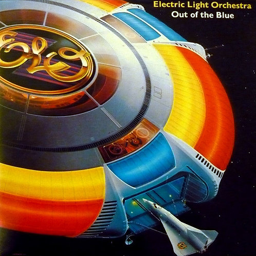 Electric Light Orchestra - Out of the Blue [2LP]