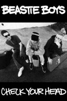 Beastie Boys - Check Your Head [Poster]