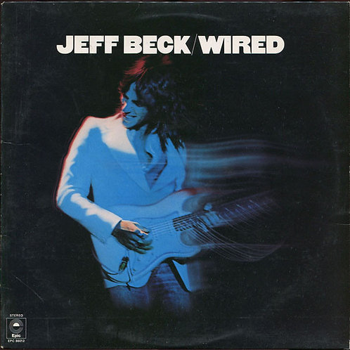 Jeff Beck - Wired [LP]