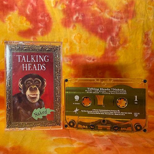 Talking Heads - Naked [Cassette]