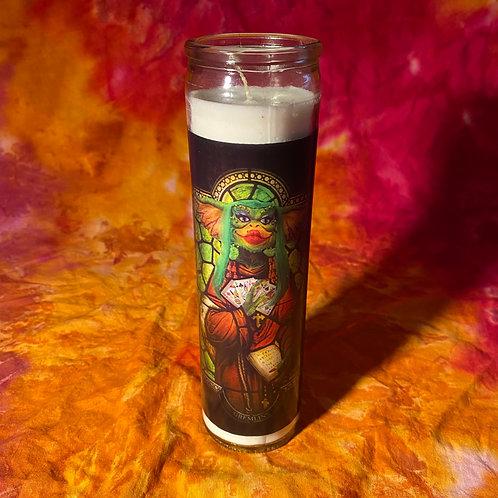 Gremlins Celebrity Candle