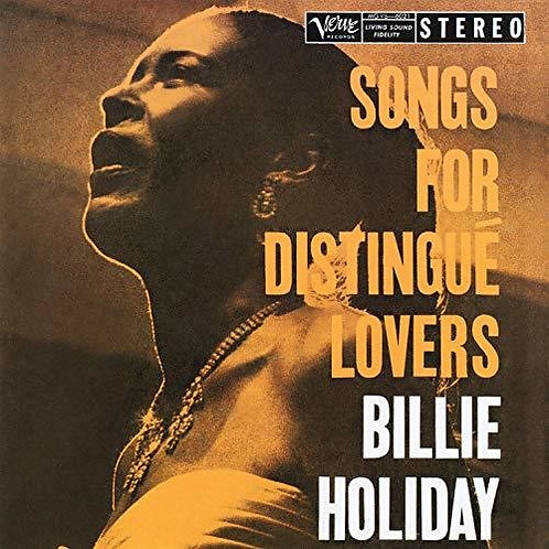 Billie Holiday - Songs for Distingué Lovers [LP]