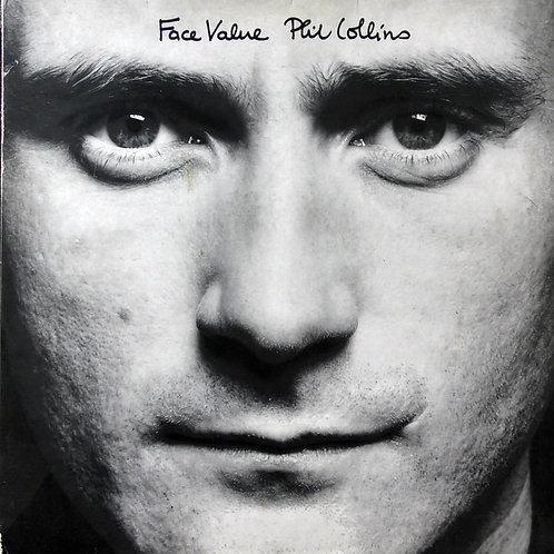 Phil Collins - Face Value [LP]