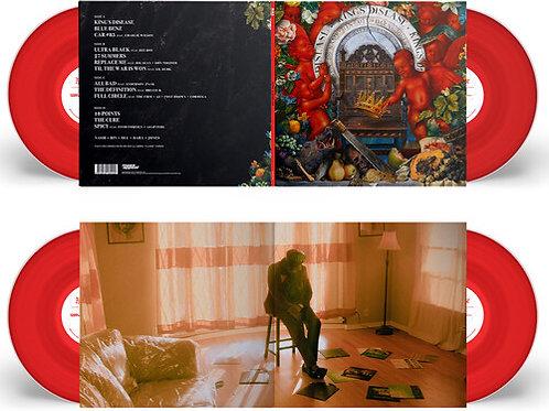 Nas - King's Disease [Red Vinyl][2LP]