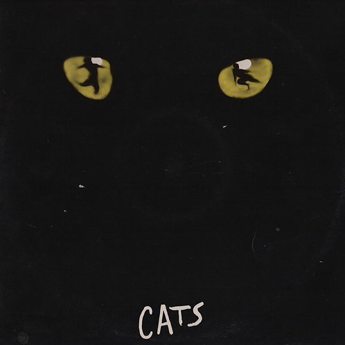 Cats - Complete Original Broadway Cast Recording [2LP]