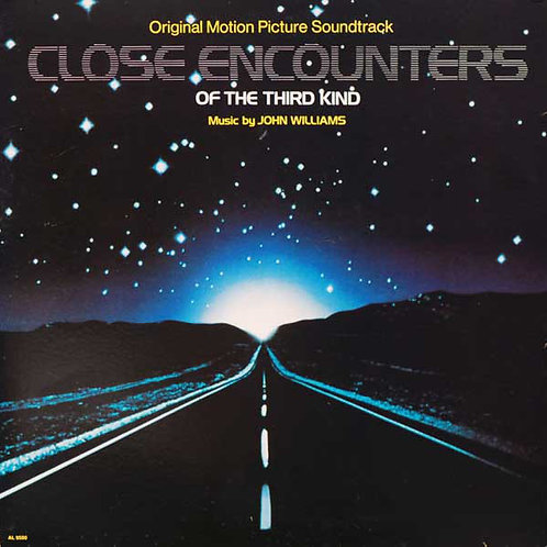 Close Encounters of the Third Kind - Original Motion Picture Soundtrack [LP]
