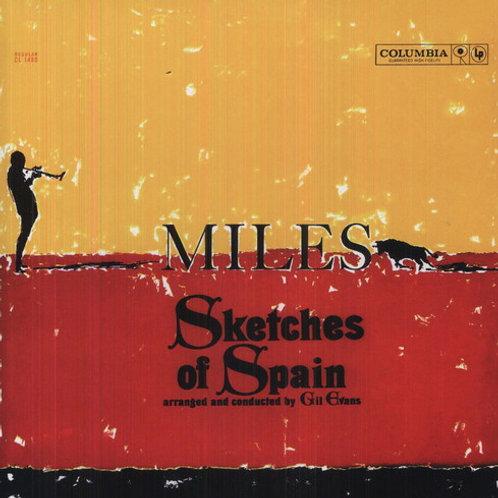 Miles Davis - Sketches of Spain [MONO][LP]