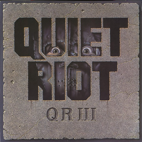 Quiet Riot - QR III [LP]