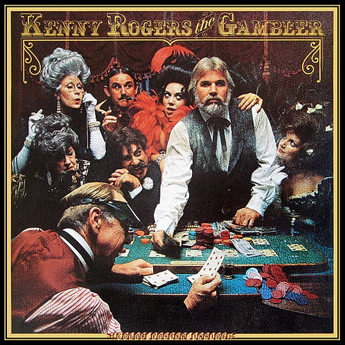 Kenny Rogers - The Gambler [LP]
