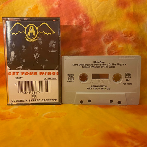 Aerosmith - Get Your Wings [Cassette]