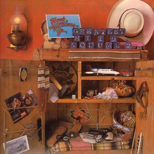 Hank Williams Jr. - Greatest Hits Vol. 2 [LP]