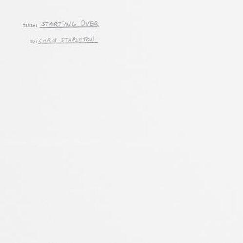 Chris Stapleton - Starting Over [2LP]