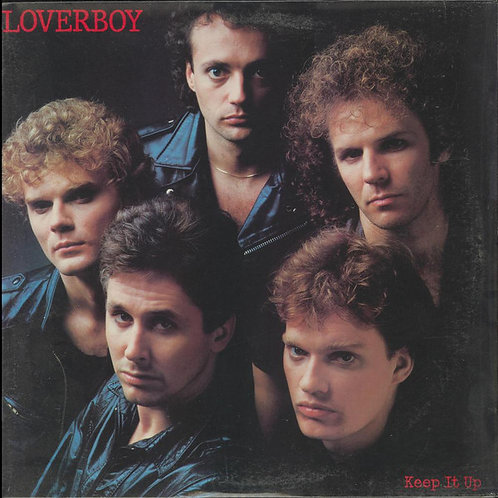 Loverboy - Keep It Up [LP]
