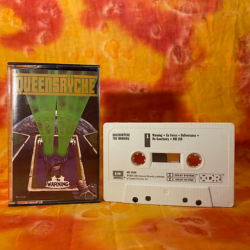 Queensrÿche – The Warning [Cassette]