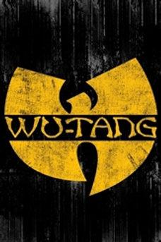 Wu Tang Clan Logo [Poster]