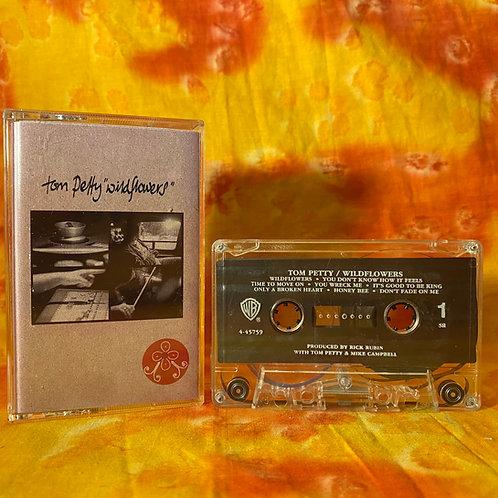 Tom Petty - Wildflowers [Cassette]