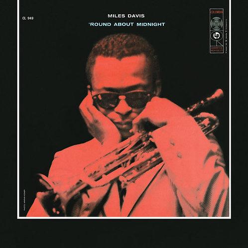 Miles Davis - 'Round About Midnight [MONO][LP]