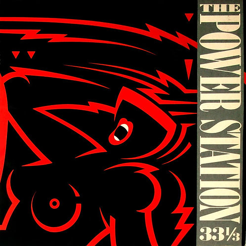 The Power Station - 33 1/3 [LP]