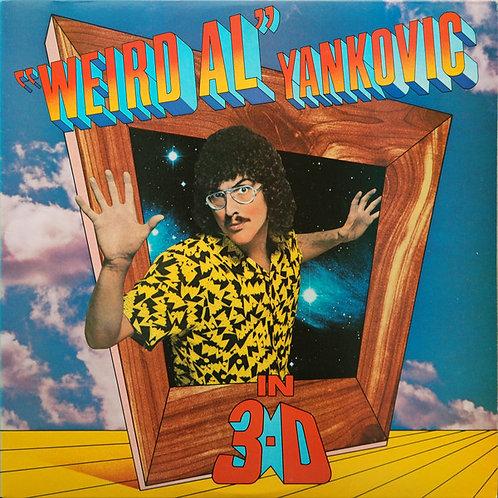Weird Al Yankovic - In 3-D [LP]