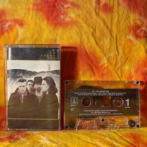 U2 - The Joshua Tree [Cassette]