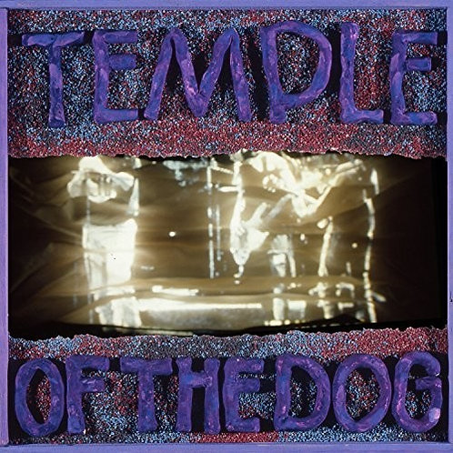 Temple of the Dog - Self Titled [LP]