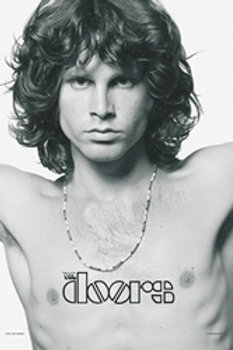 The Doors - Jim Morrison - Fabric Poster Flag